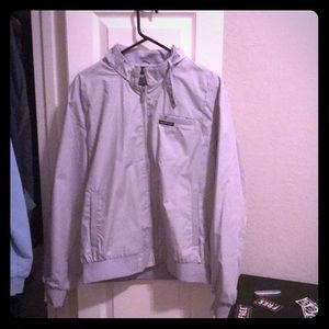 Retro Gray Members Only jacket